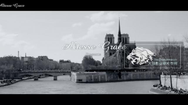 巴黎梦形象片
